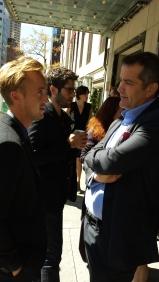 Damian & Tom Felton