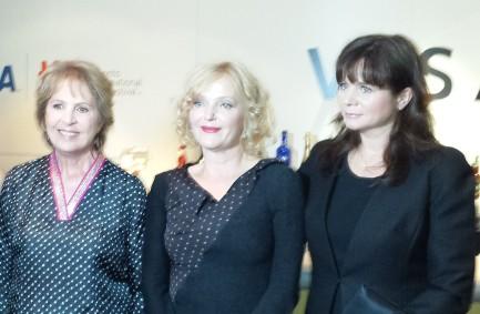 Belle Ladies, Penelope, Miranda and Emily