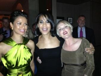 Gugu, Lynn & Miranda Richardson