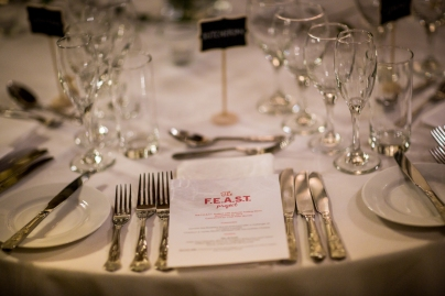 F.E.A.S.T Project 22/11/2016 - Huntsham Court - Devon